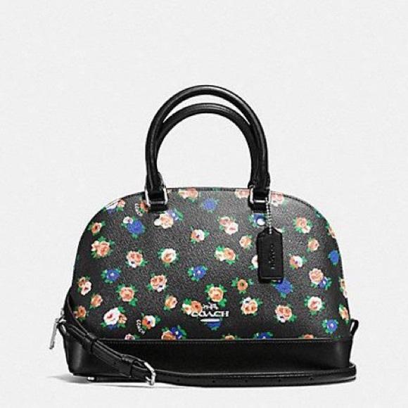 Coach Handbags - Coach Sierra Handbag